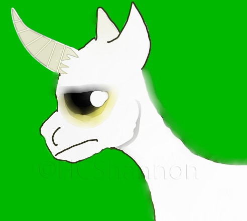 The Unicorn Goat