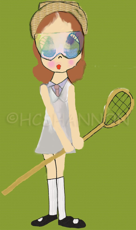 Lil' Miss Lacrosse