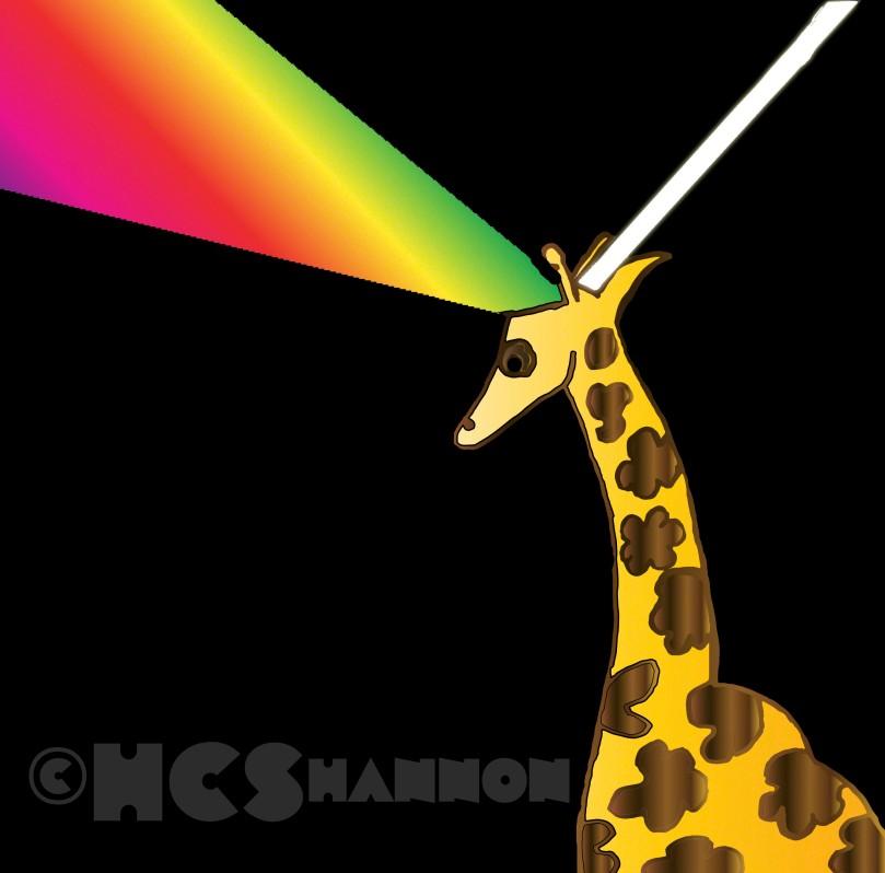 Prism Giraffe