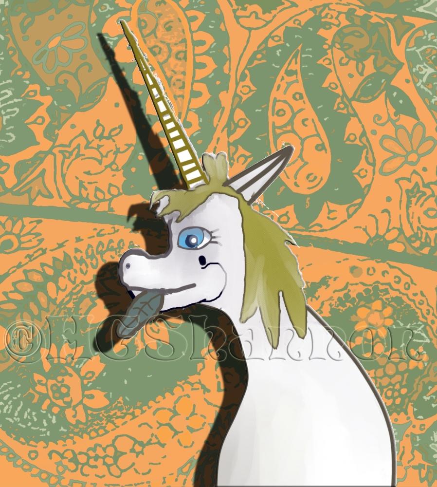 Garden Unicorn